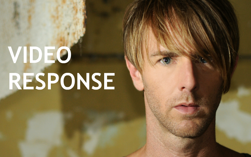 Richie Hawtin Video Response