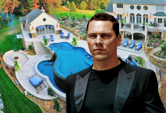 TIESTO TIRED OF MONEY; AGREES TO DO GIGS FOR EXPOSURE ONLY